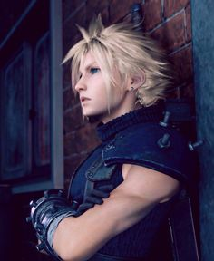 Cloud*-* - Everything About Playstation Final Fantasy Cloud, Final Fantasy Artwork, Final Fantasy Vii Remake, Fantasy Series, Fantasy World, Cloud And Tifa, Cloud Strife, Fantasy Setting, Princess Mononoke