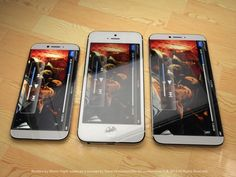 Is Apple preparing an iPhone with a larger display?