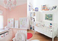Quartos de Bebê – Detalhes bonitos e importantes