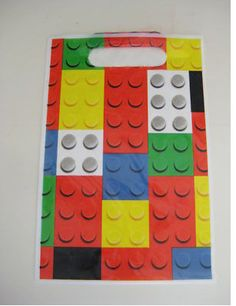 Set Of 24 Loot Lego Birthday Party Favor by evastreasurechest, $11.00