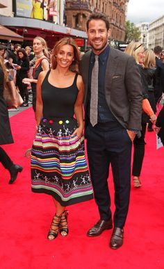 Pin for Later: 34 Photos That Take Us on a Journey Through Jamie and Louise Redknapp's Relationship