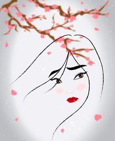 Little Miss Sunflower - mermaidchan05: Artwork by AmadeuxWay Oh my...