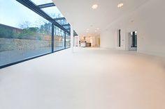 seamless resin flooring