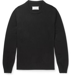 Maison Margiela Elbow Patch Sweater - Designed exclusively for MR PORTER.