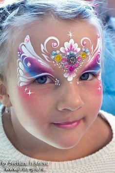 Are you new to face painting? Princess Face Painting, Adult Face Painting, Face Painting Tips, Face Painting Tutorials, Mask Painting, Belly Painting, Face Painting Designs, Face Paintings, Mermaid Face Paint