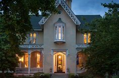 1853 Inn at Woodhaven in Louisville, Kentucky | B&B Rental