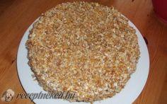Mascarponés grillázstorta recept fotóval