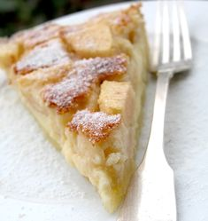 Italian Desserts, French Food, International Recipes, Cakes And More, Breakfast Recipes, Food And Drink, Sweets, Cookies, Tableware