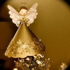 angel tree ornament