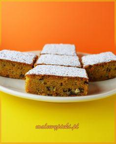 ciasto marchewkowe z dynią