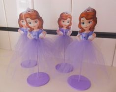 centros de mesa da princesa sofia - Pesquisa Google