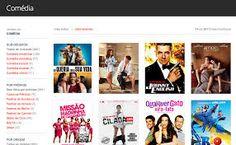 Devaneios: Telecine Play, HBO GO,Globosat Play Popcorn Time.....