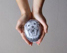 Egel (spelden, hihi) kussentje