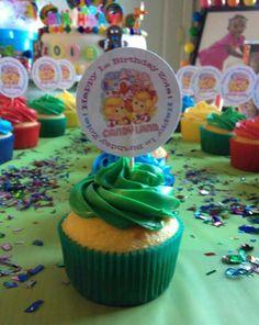 Beautiful Candyland theme Birthday