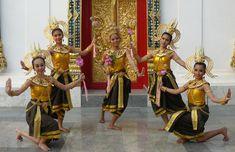 Resultado de imagen para ANTIQUE THAI DRESS