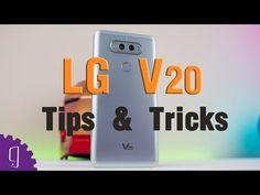 LG V20 Tips & Tricks