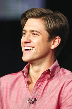 Aaron Tveit - some people don't understand why I hate Marius (character, not actor) it's cause of Enjolras! nobody appreciated him!