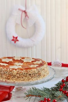 Vanilla Cake, Desserts, Food, Tailgate Desserts, Deserts, Essen, Postres, Meals, Dessert