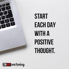 How you live your day is how you live your life so let's start each day with a positive thought. . . #zmartforce #tech #creativity #design #designer #graphicdesign #business #work #office #informationtecnology #it #job #motivation #inspiration  #monday #workoutmotivation #hiring #posao #software #workhardplayhard #java #javascript #coding #programming #developer #programmer #quotes #potd #l4l #follow4follow
