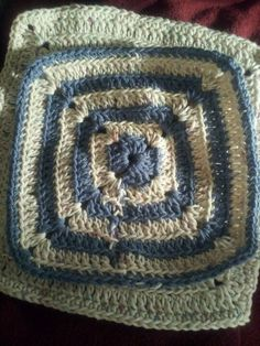 """Cotton dishcloths 10-1/2""""sq but I like my own to be 8-1/2"""""""