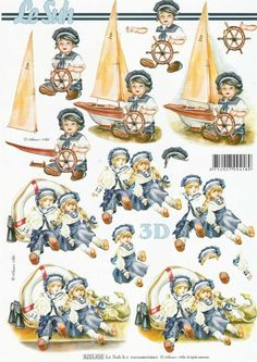 carte enfants marin 3D- (3)