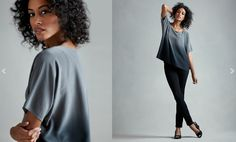 Easy Dress Collection - EILEEN FISHER