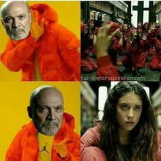 Read from the story Memes la casa de papel by ShiroViBrittania (Chūya el chaneque) with reads. Hbo Series, Best Series, Series Movies, Shows On Netflix, Netflix Series, It Movie 2017 Cast, Funny Memes, Jokes, Icarly