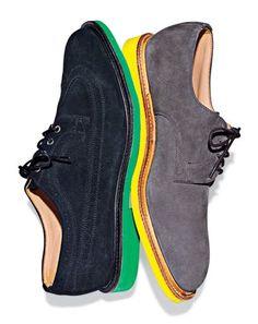 Men's Indie Shoe Designers: Mark McNairy, Pierre Hardy, Duckie Brown