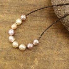 natural purple Edison pearl - potato loose pearl - cultural freshwater loose pearl - 12.5-14.5 mm Edison pearl - necklace pearl 50 pcs L0094