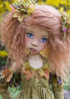 Hope  by Kaye Wiggs....such expressive looks On these dolls