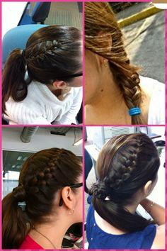 #trenza #fan #peinado #casual #yo