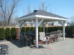 Backyard Bar Plans | Let's See Your Outdoor Bar - Project Showcase - DIY Chatroom - DIY ...