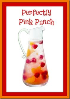 Perfectly Pink Punch – A Wine Spritzer Recipe — RobynsOnlineWorld.com