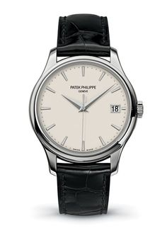 Understatement is the guiding principle of a gentleman's dress watch, and few watches embody that principle as well as the current generation of Patek Philippe Calatrava.