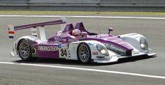 Jos Verstappen - Porsche RS Spyder - 2008 - Le Mans (team: van Merksteijn)