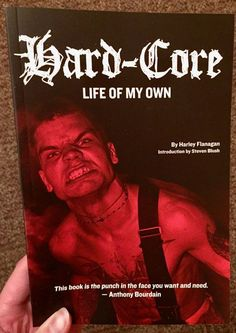 15 best punk books images on pinterest punk rock books and brain hard core life of my own book by harley flanagan cro fandeluxe Gallery