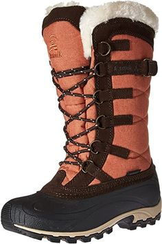 16 styles of chic snow boots for this winter | Kamik Snowvalley Snow Boot, Winter Boots Women | Best Ladies Winter Boots Warm Winter Boots, Winter Fashion Boots, Winter Fashion Casual, Casual Winter Outfits, Cute Snow Boots, Snow Boots Women, Womens Summer Shoes, Womens High Heels, Stylish Shoes For Women