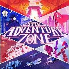 The Adventure Zone (@TheZoneCast) | Twitter