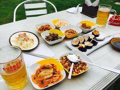 Korean food inbound  Sushi love