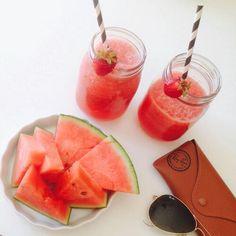 watermelon and rayban