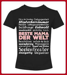 Beste Mama der Welt - Shirts für die familie (*Partner-Link)