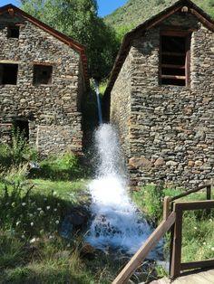 Serradora_d'Àreu. Pallars  Sobirà  Catalonia