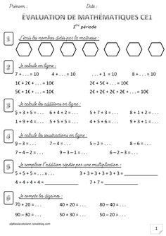 Education 568931365422276077 - EVAL maths (LaCatalane) Source by Education Grants, Education Conferences, Education For All, Education Center, Education In Germany, Education Galaxy, Self Contained Classroom, Educational Games For Kids, In Writing