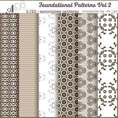 Foundational Patterns Vol. 02