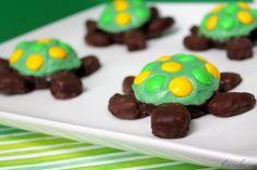 Turtle Snicker Bites
