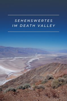 Hier findest du viele Tipps für eine Tagestour durch das Death Valley inkl. unserer Tour durch den Nationalpark. Von Zabriskie Point, Dantes View, Furnace Creek, Mesquite Flat Sand Dunes bis zu Badwater. Ein einzigartiger Tagesausflug ab Las Vegas. Stuff To Do, Things To Do, Death Valley National Park, Tour, Las Vegas, National Parks, Usa, Beach, Water