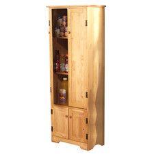 New 8 Door Corner Cabinet