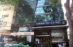 Tòa nhà Rosana Tower giá 30USD/m2/tháng