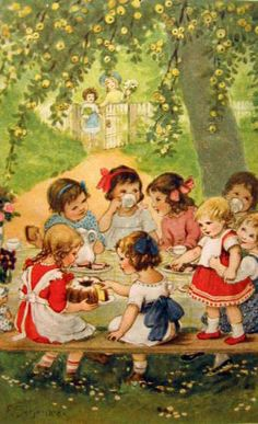 Tea Party, Franziska Schenkel - 'I AM A CHILD' http://iamachild.wordpress.com/2013/12/16/franziska-schenkel-xx-century-german/?utm_source=feedburner&utm_medium=email&utm_campaign=Feed:+IAmAChild+(I+am+a+child)