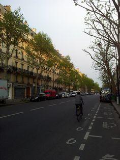 Paris en photo - paris-enphoto:   - Boulevard Voltaire